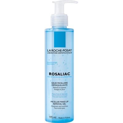 gel limpiador micelar para pieles sensibles con tendencia a las rojeces