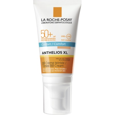 crema BB con color SPF 50+
