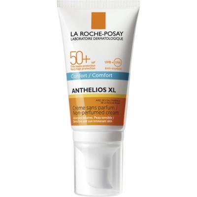 komfortní krém bez parfemace SPF 50+