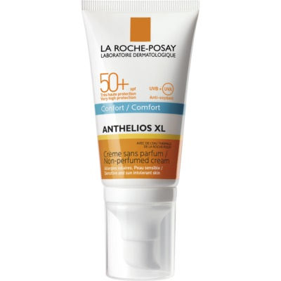 Fragrance-Free Comfort Cream SPF 50+