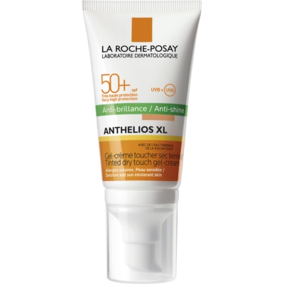 gel crema con color matificante SPF 50+