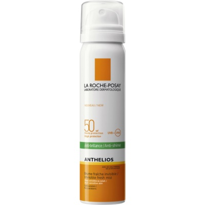 spray revigorant pentru față anti-strălucire