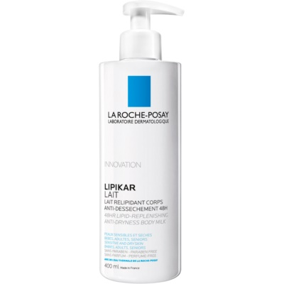 La Roche-Posay Lipikar Lait Relipidating Body Cream for Dry Skin