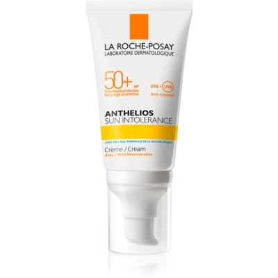 La Roche-Posay Anthelios Sun Intolerance Calming Protective Cream for Very Sensitive and Intolerant Skin SPF 50+