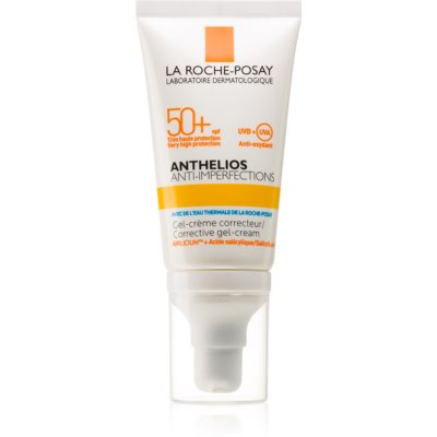La Roche-Posay Anthelios Anti-Imperfections Mattifying Gel-Cream to Treat Skin Imperfections