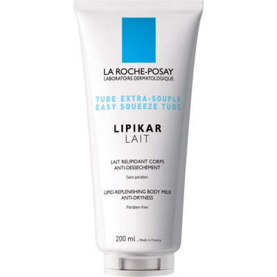 Lipid - Replenishing Body Milk For Dry To Very Dry Skin