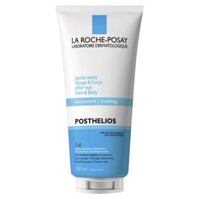 La Roche-Posay Posthelios tratamento reparador concetrado gelatinoso pós-solar