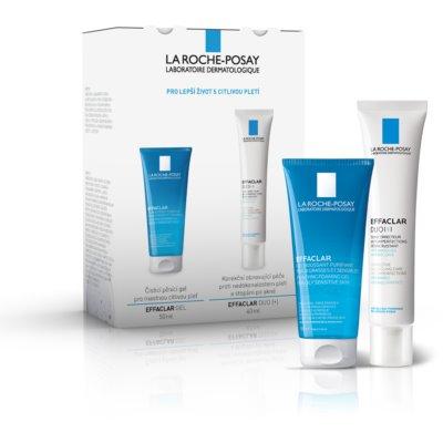 La Roche-Posay Effaclar DUO (+) zestaw kosmetyków I.
