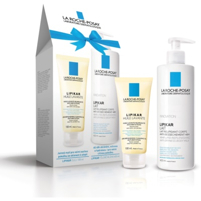 La Roche-Posay Lipikar козметичен пакет  IV.