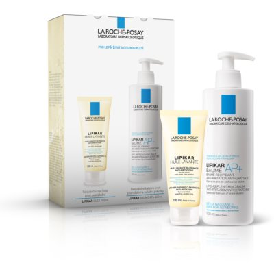 La Roche-Posay Lipikar lote cosmético I.