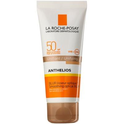 loción protectora y unificante para alisar la piel SPF 50