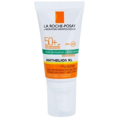La Roche-Posay Anthelios XL mattító festett gél - krém SPF 50+