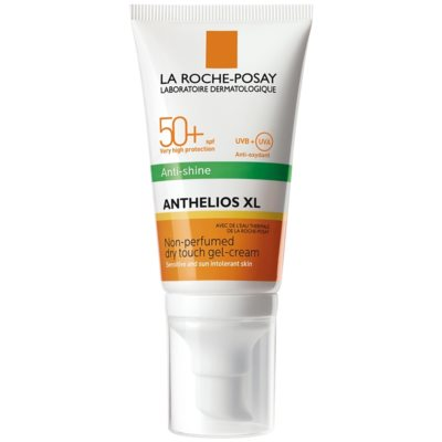 La Roche-Posay Anthelios XL  parfümmentes mattosító géles krém SPF 50+