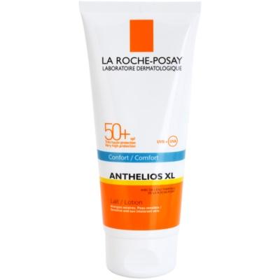 lapte protecție solară SPF 50+ fara parfum