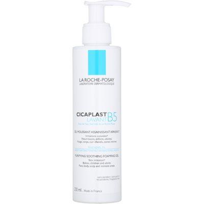 La Roche-Posay Cicaplast Lavant B5 zklidňující čisticí pěnivý gel