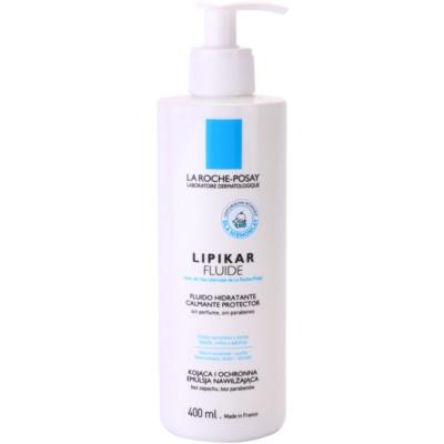 hydratačný a ochranný fluid bez parabénov
