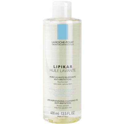La Roche-Posay Lipikar Huile Lipid-Replenishing Cleansing Oil Anti-Irritation