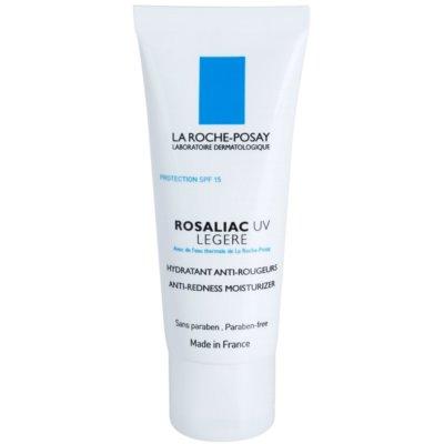 La Roche-Posay Rosaliac UV Legere beruhigende Creme für empfindliche Haut mit Neigung zum Erröten LSF 15