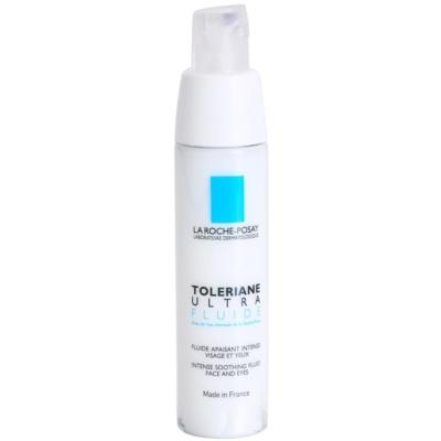 La Roche-Posay Toleriane Ultra Fluide kalmerende beschermende emulsie voor Vette Huid