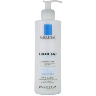 La Roche-Posay Toleriane beruhigende Make-up – Entferner Emulsion  für empflindliche Haut