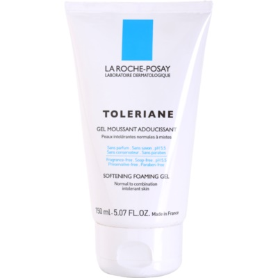 Softening Foaming Gel For Intolerant Skin