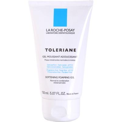 pomirjevalni čistilni gel za netolerantno kožo