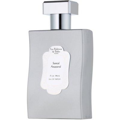 La Sultane de Saba Santal Ancestral eau de parfum pour homme