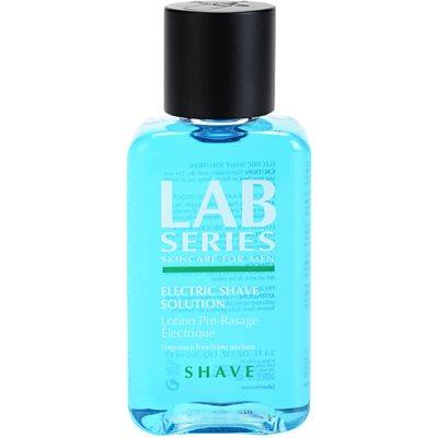 Lab Series Shave koncentrirana nega za britje z električnim strojčkom