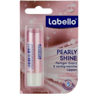 Labello Pearly Shine baume à lèvres