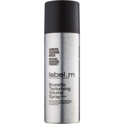 Texturising Volume Spray For Brown To Dark Hair