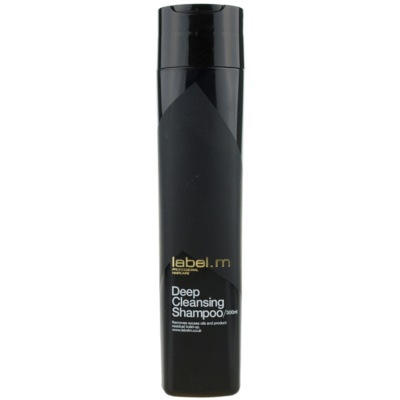 čisticí šampon pro citlivou pokožku hlavy