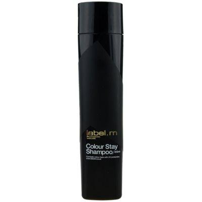 šampon pro barvené vlasy