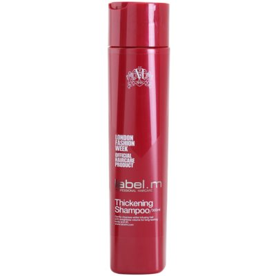 čisticí šampon pro objem