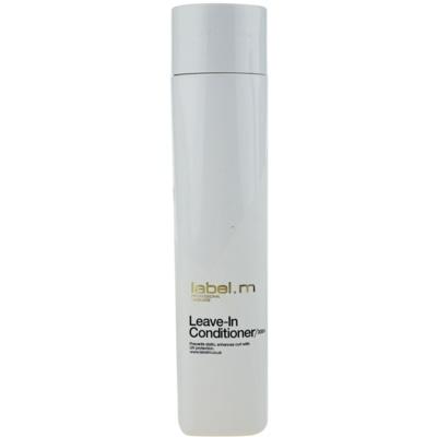bezoplachový kondicionér pro všechny typy vlasů