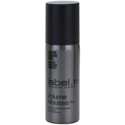 label.m Create fissante in mousse per capelli delicati