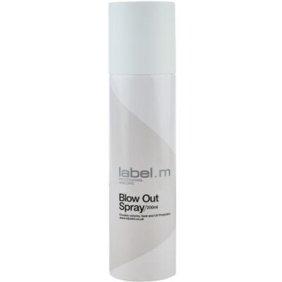 spray para finalização térmica de cabelo