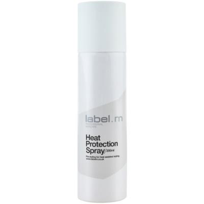 Schützender Spray für thermische Umformung von Haaren