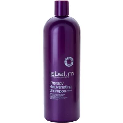 omlazující šampon s kaviárem