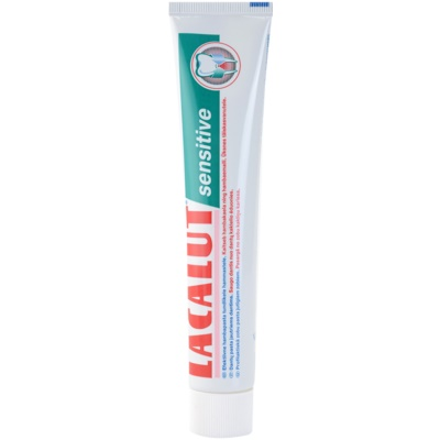 Lacalut Sensitive Paste For Sensitive Teeth