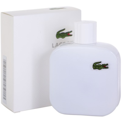 Lacoste Eau de Lacoste L.12.12 Blanc eau de toilette férfiaknak