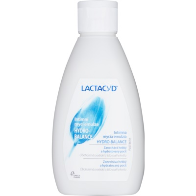 Lactacyd Hydro-Balance emulsão para higiene íntima