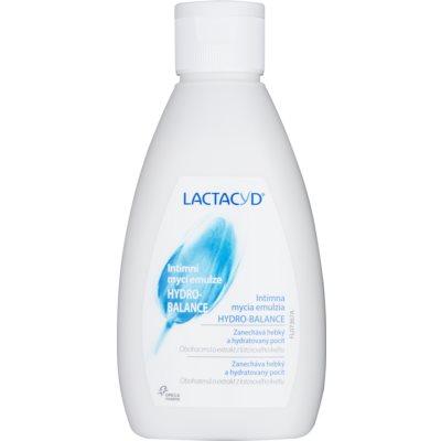 Lactacyd Hydro-Balance emulzió intim higiénára