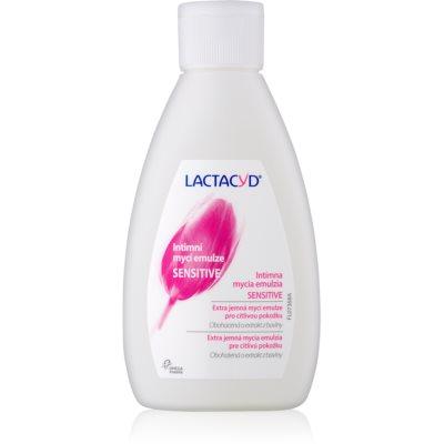 emulze pro intimní hygienu