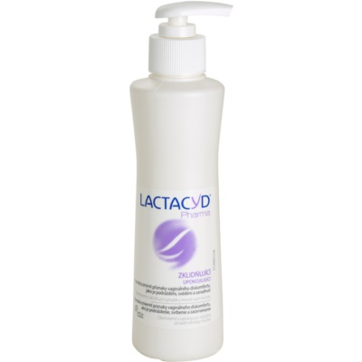 Soothing Emulsion For Intimate Hygiene