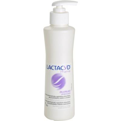 beruhigende Emulsion für die Intim-Hygiene
