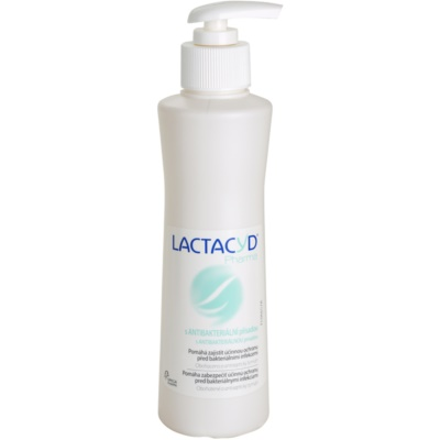 Antibacterial Emulsion For Intimate Hygiene