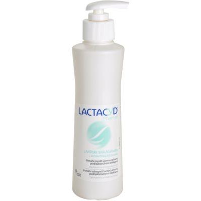 antibakteriálna emulzia na intímnu hygienu