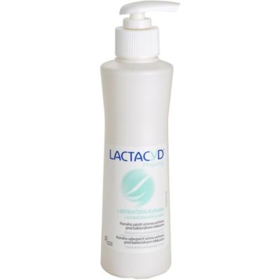 antibakteriální emulze na intimní hygienu