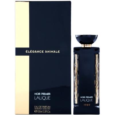 Lalique Elegance Animale Eau de Parfum unissexo