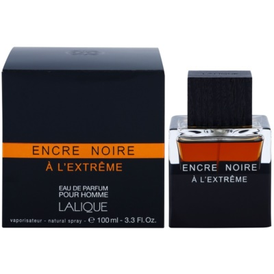 Lalique Encre Noire À L'Extrême woda perfumowana dla mężczyzn